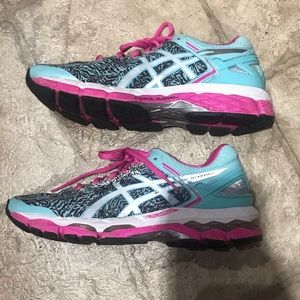 Women's ASICS GEL-KAYANO 22 Athletic Running Shoes